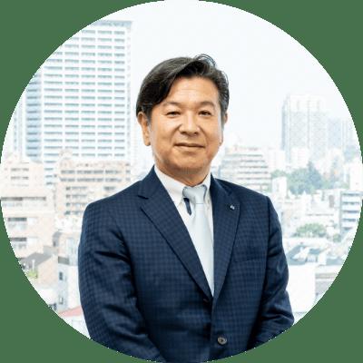 代表取締役社長 吉弘三男